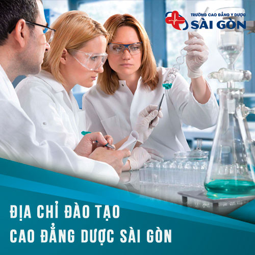 Địa chỉ đào tạo Cao đẳng Dược tại Hà Nội uy tín chất lượng