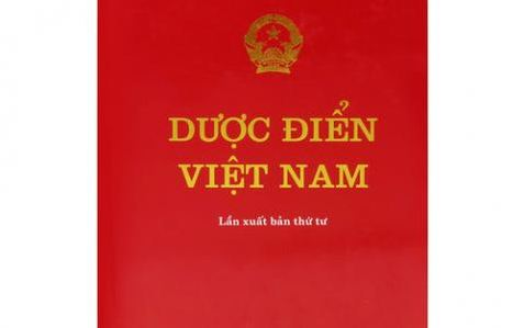 Dược điển Việt Nam dành cho sinh viên Y dược