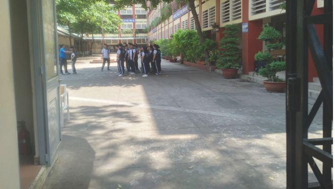 Trường THPT tư thục Nguyễn Khuyến