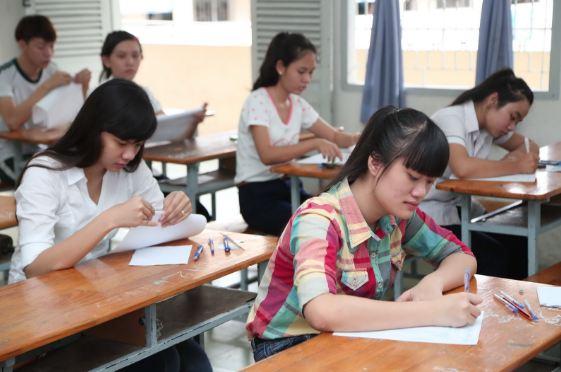 Lựa chọn trường học đối với thí sinh tự do