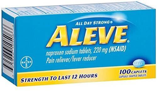 Hướng dẫn cách sử dụng thuốc Aleve