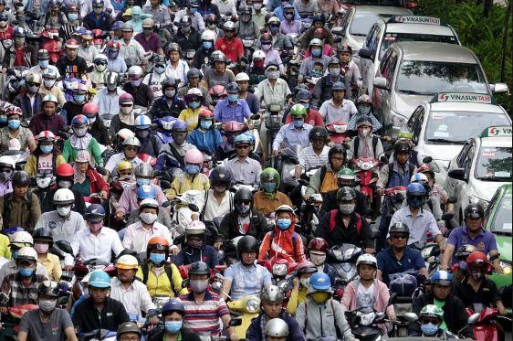 Không để thí sinh đi thi muộn vì tắc đường