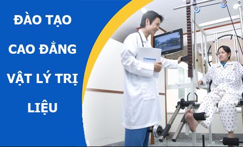 Học Cao đẳng Vật lý trị liệu Hà Nội