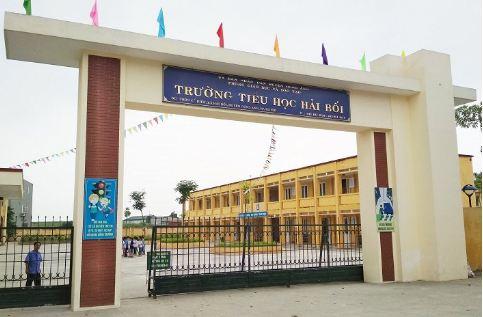 Trường tiểu học Hải Bối