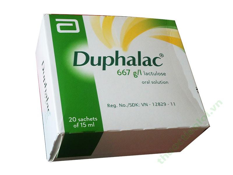 Thuốc Duphalac có nên dùng thường xuyên?