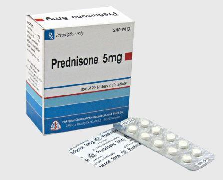 Thuốc prednisone chống chỉ định cho các trường hợp sau