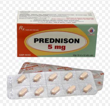 Tác dụng phụ khi dùng thuốc Prednisone