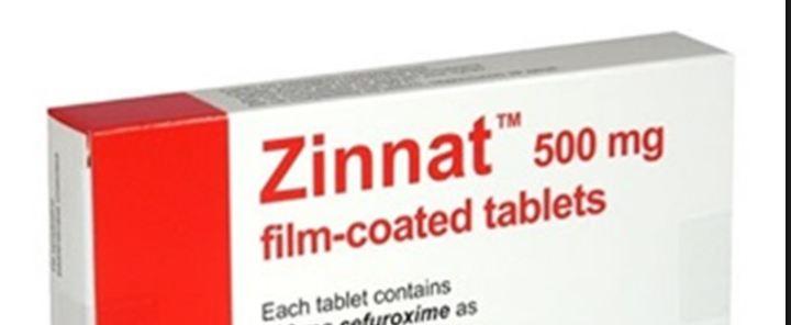 Phát hiện thuốc Zinnat 500mg giả trên thị trường