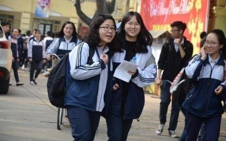 Đề thi thử THPT Quốc Gia 2018 tổ hợp KHTN tại Hà Nội