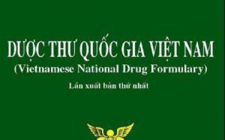 Dược thư quốc gia Việt Nam dùng cho tuyến y tế cơ sở