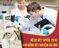 Hồ sơ xét tuyển cao đẳng xét nghiệm Hà Nội 2018 cần chuẩn bị những gì?