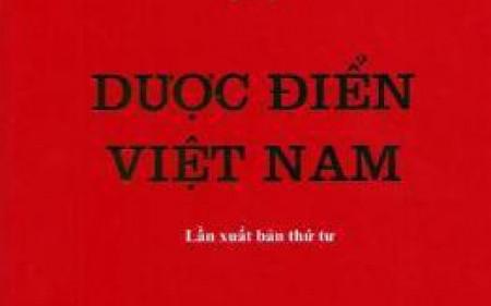 Sách Dược điển Việt Nam 4 tài liệu quý cho sinh viên y dược