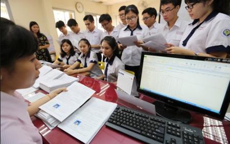 Tình hình đăng ký nguyện vọng Cao Đẳng Đại học 2018
